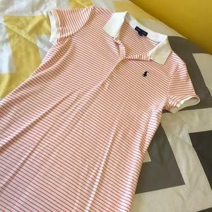 Polo Ralph Lauren dress.